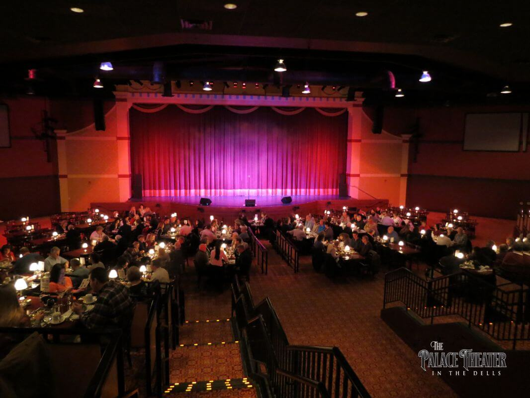 Palace Theater in the Dells | Upcoming Shows