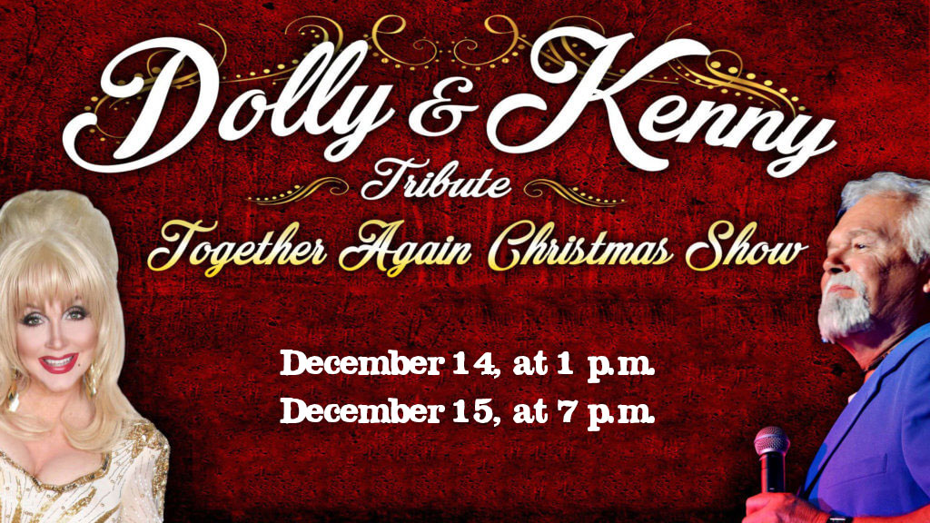 Palace Theater in the Dells | Dolly & Kenny Tribute – Together Again ...