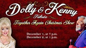 Palace Theater in the Dells | Dolly & Kenny Tribute – Together ...