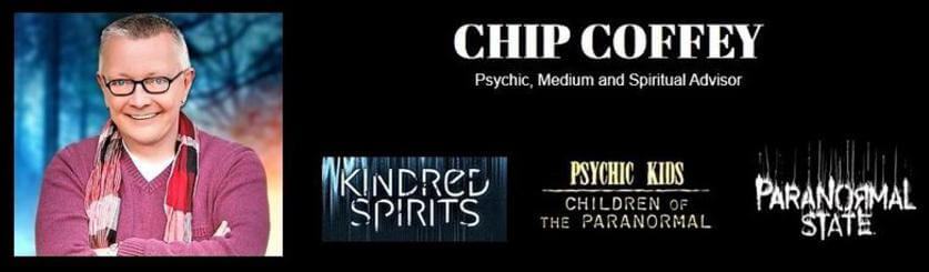 Palace Theater In The Dells Psychic Medium Spiritual Counselor Chip Coffey